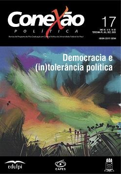 Revista Conexão Política - Democracia e (in)tolerância política